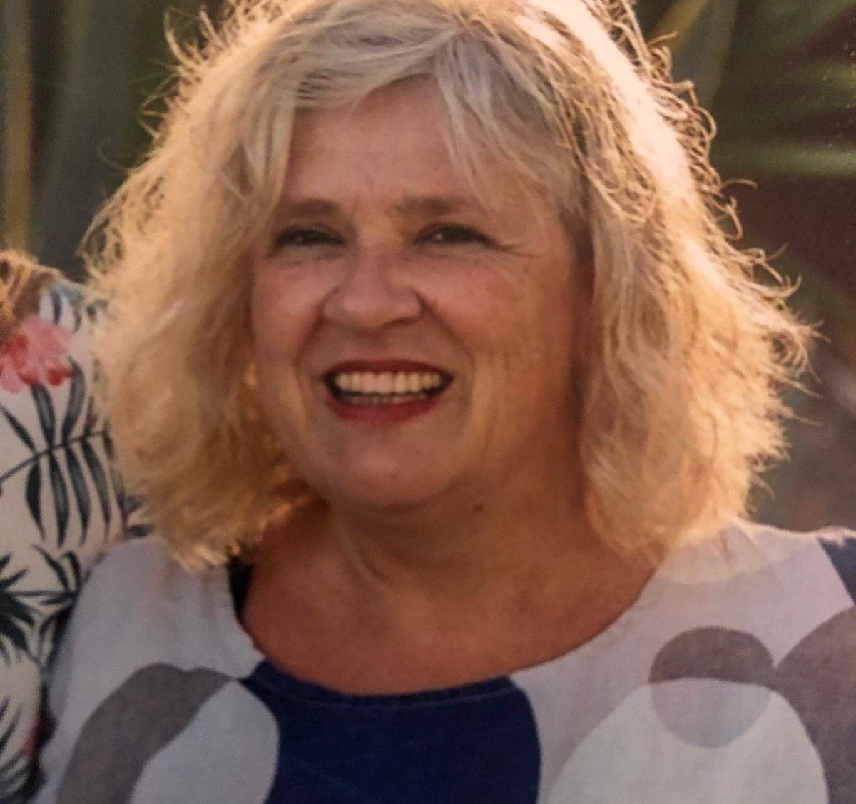 Barbara Kappel im Porträt